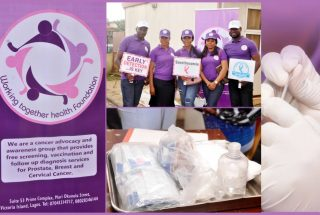 Donations For Cervical Cancer Screening