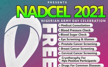 NADCEL 2021 Nigerian Army Day Celebration